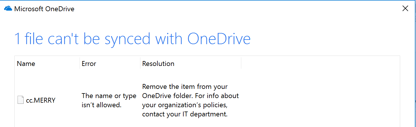 PowerShell: Office 365 - OneDrive Sync Client - Block Known